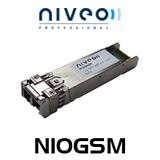 Niveo N10GSM 1-P 10GBase-SX Mini-GBIC Module (SM, SFP+, 1310NM)