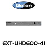 Gefen 4x1 4K Ultra HD 600MHz HDMI Switcher With HDR