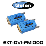 Gefen FM1000 DVI Extender Over Single SC Fiber Optic (up to 1.7km)