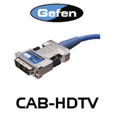 Gefen DVI-D Active Fiber Optic Integrated Cable (M-M)