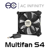 AC Infinity Multifan S4 140mm Quiet USB Cooling Fan