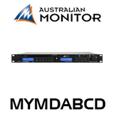 Australian Monitor CD / DAB+ & FM / Bluetooth / USB Audio Player