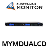 Australian Monitor Dual CD / Bluetooth / USB Audio Player