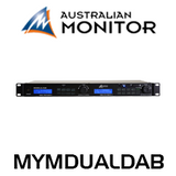 Australian Monitor Dual DAB+ / FM / Bluetooth Audio Player