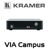 Kramer VIA Campus 6-Simultaneous Wireless Presentation Collaboration Hub