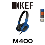 KEF M400 Hi-Fi On-Ear Headphones