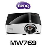 BenQ MW769 WXGA 4200 Lumen 3D DLP Projector