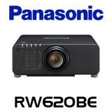 Panasonic PT-RW620BE WXGA 6200 Lumens 1-Chip DLP Laser Projector