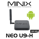 MINIX NEO U9H 64-Bit Octa Core A53 Ultra HD Android TV Box