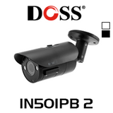 Doss IN50IP-2 3.21MP Motorised Zoom POE IP Camera with 50M IR Range