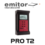 Emitor DigiAir Pro T2 Analog / Digital Free TV Signal Meter
