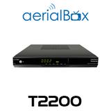 AerialBox T2200 FreeviewPlus Dual DVB-T Tuner STB With 1TB HDD