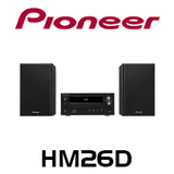 Pioneer HM26D CD Receiver DAB+ Bluetooth Micro System