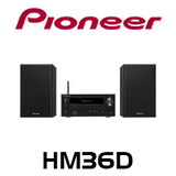 Pioneer HM36D CD Receiver DAB+ Bluetooth NFC Network Micro System