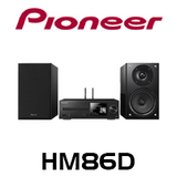 Pioneer HM86D CD DAB+ Wireless Network Micro HiFi System