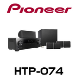 Pioneer HTP-074 5.1 Home Cinema System