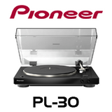 Pioneer PL-30 Full Automatic Stereo Turntable With Phono Equaliser