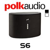 Polk Audio OMNI S6 DTS Play-Fi Wireless Speaker (Each)