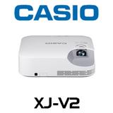 Casio XJ-V2 3000 Lumens XGA LED Projector