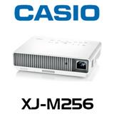 Casio XJ-M256 3000 Lumens WXGA Wireless LED Projector