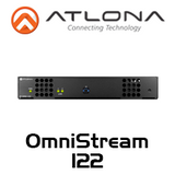 Atlona OmniStream Dual-Channel Networked AV Decoder