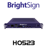 BrightSign HO523 Full HD Interactive Digital Signage Media Player