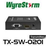 WyreStorm 4K HDBaseT Transmitter With HDMI/VGA Auto-Switch (70m)