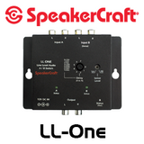 SpeakerCraft LL-1 Audio Line-Level Stereo A/B Switcher