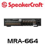 SpeakerCraft MRA-664 6 Source 6 Zone Multi-Room Audio Controller
