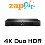 Zappiti 4K Player Duo With HDR