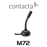 Contacta M72 Halo Microphone For Counter Loop System