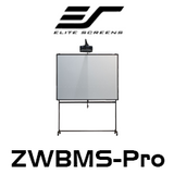 Elite Screens ZWBMS-Pro Universal Mobile Stand For WhiteBoardScreen Projection Screens