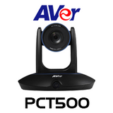Aver PTC500 Professional 30X HDMI PTZ Auto Tracking IP Camera