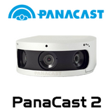PanaCast 2 4K Ultra-Wide Panoramic PnP USB Video Camera