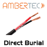 AmberTec Direct Burial 14 AWG 2-Core (Gel Filled SCP) - 152m