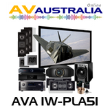 AVD IW-PLA-51 Platimun In-Wall Home Theatre Package