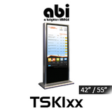 "ABI 42"" & 55"" Portrait Full HD Interactive IR Touchscreen Kiosk"