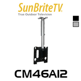 "SunBriteTV CM46A12 All-Weather Tilt Height Adjustable Ceiling Mount (42""-55"")"