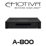 Emotiva BasX A-800 8-Channel Multi-Zone Power Amplifier