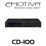 Emotiva BasX CD-100 Precision CD Player And Transport