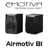 "Emotiva Airmotiv B1 5.25"" Bookshelf Loudspeakers (Pair)"