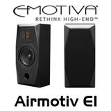 """Emotiva Airmotiv E1 4"""" Slim Line Surround Loudspeakers (Pair)"""