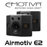 """Emotiva Airmotiv E2 5.25"""" Surround Loudspeakers (Pair)"""