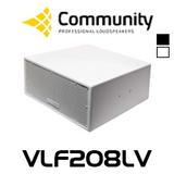 "Community VLF208LV Dual 8"" Large Volume Compact Subwoofer"