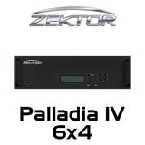 Zektor Palladia IV 6x4 HDMI Matrix With Audiophile Quality Audio