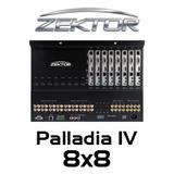 Zektor Palladia IV 8x8 HDMI Matrix With Audiophile Quality Audio