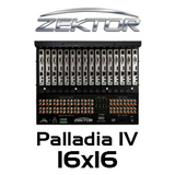 Zektor Palladia IV 16x16 HDMI Matrix With Audiophile Quality Audio
