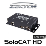Zektor SoloCAT HDMI Over HDBaseT Receiver with PoE (100m)