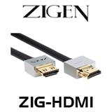 Zigen 4K High Speed Round HDMI Cables (0.5-5m)