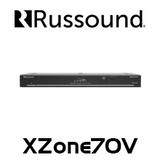 Russound XZone70V 70/100V Streaming Mixer Amplifier